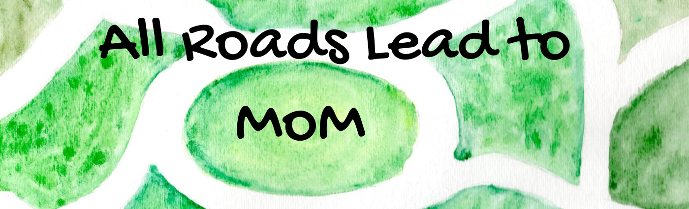 All Roads Lead to Mom Logo